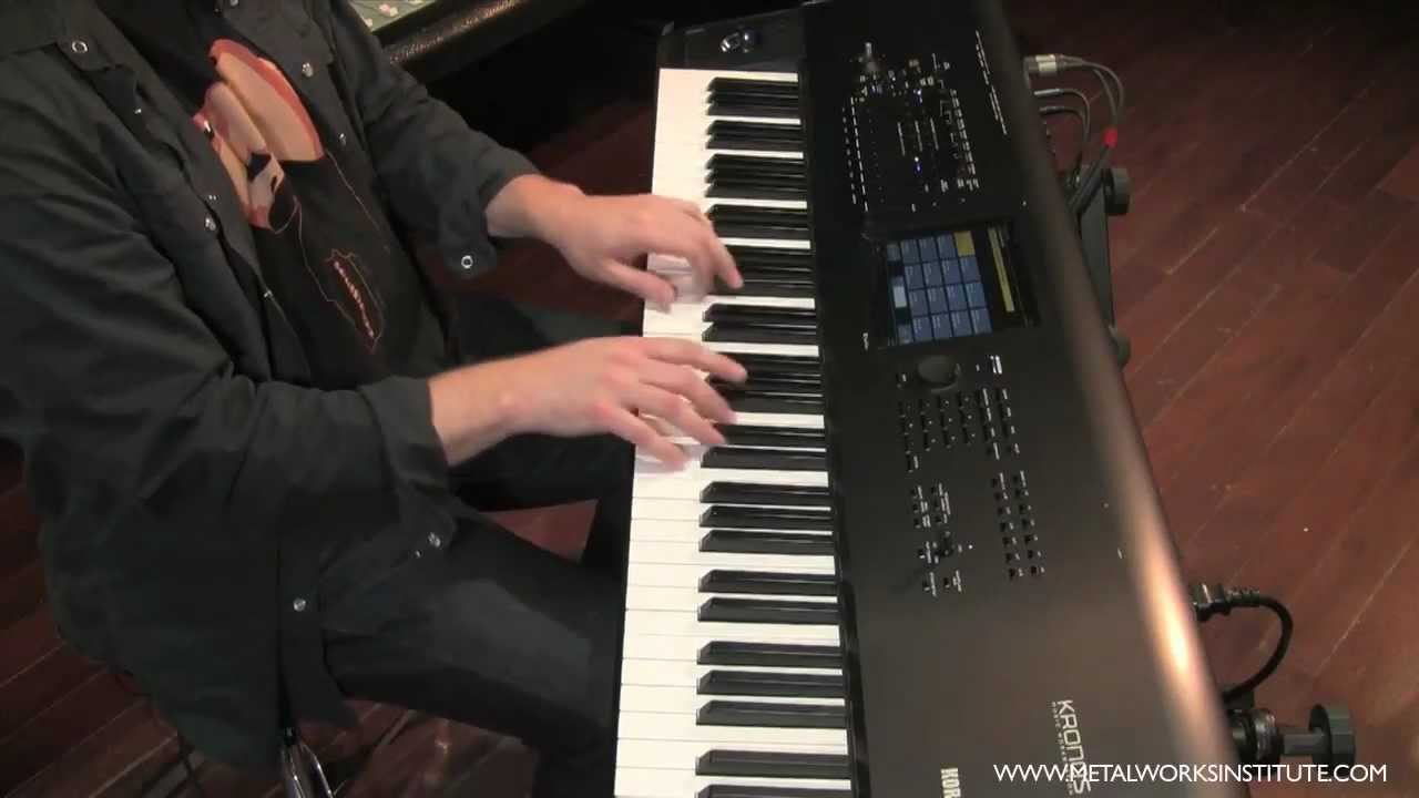 gospel piano tutorial how to harmonize a melody with triads youtube. Black Bedroom Furniture Sets. Home Design Ideas