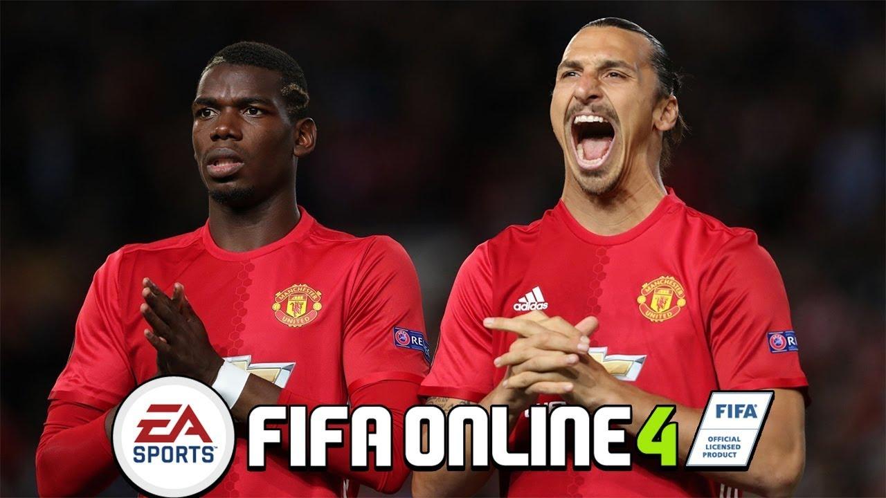 🔴 Live สด FIFA4 แมนยูGODGOD