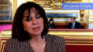 Entretien avec Nathalie Goulet sur la lutte contre les réseaux djihadistes