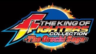 The King of Fighters Collection: The Orochi Saga PS4 KOF '94 Arcade Mode Team Fatal Fury