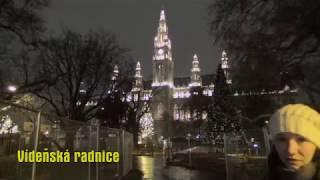 Vídeň s Míšou: prosinec 2017