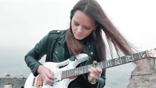 HALLELUJAH - guitar inspiration from the most beautiful song by RockMilady (official video 4K)