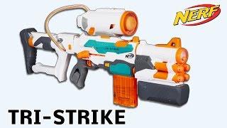 Nerf Modulus Tri-Strike - Review und Test   Magicbiber