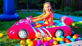 Мелисса и Артур - Сборник летних Историй про игрушки и игры на свежем воздухе