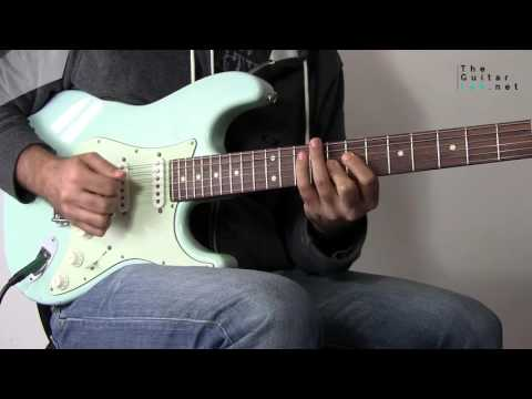 20 Lydian Dominant Licks - TheGuitarLab.net -