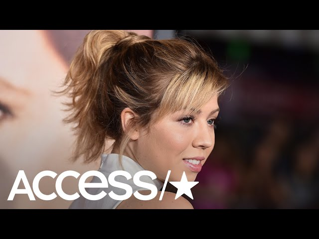 'iCarly' Star Jennette McCurdy Reveals She Struggled With Eating Disorders For 13 Years | Access