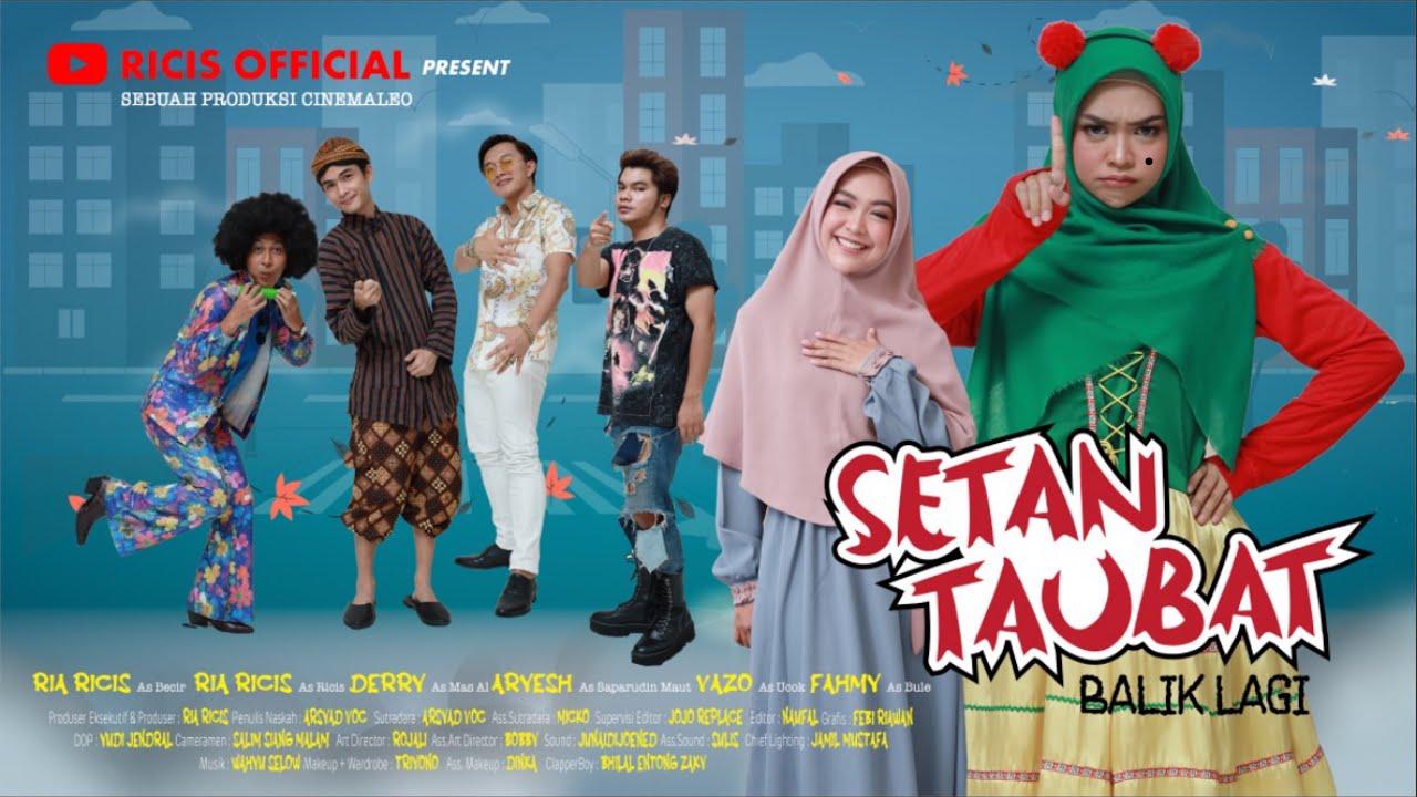 SETAN TAUBAT BALIK LAGI (Official Trailer)