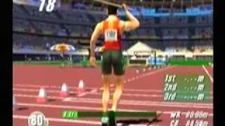 Virtua Athlete 2000 - Sega Dreamcast [DCHAVEN.COM]