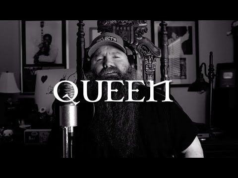 QUEEN - WE WILL ROCK YOU!   Marty Ray Project Cover