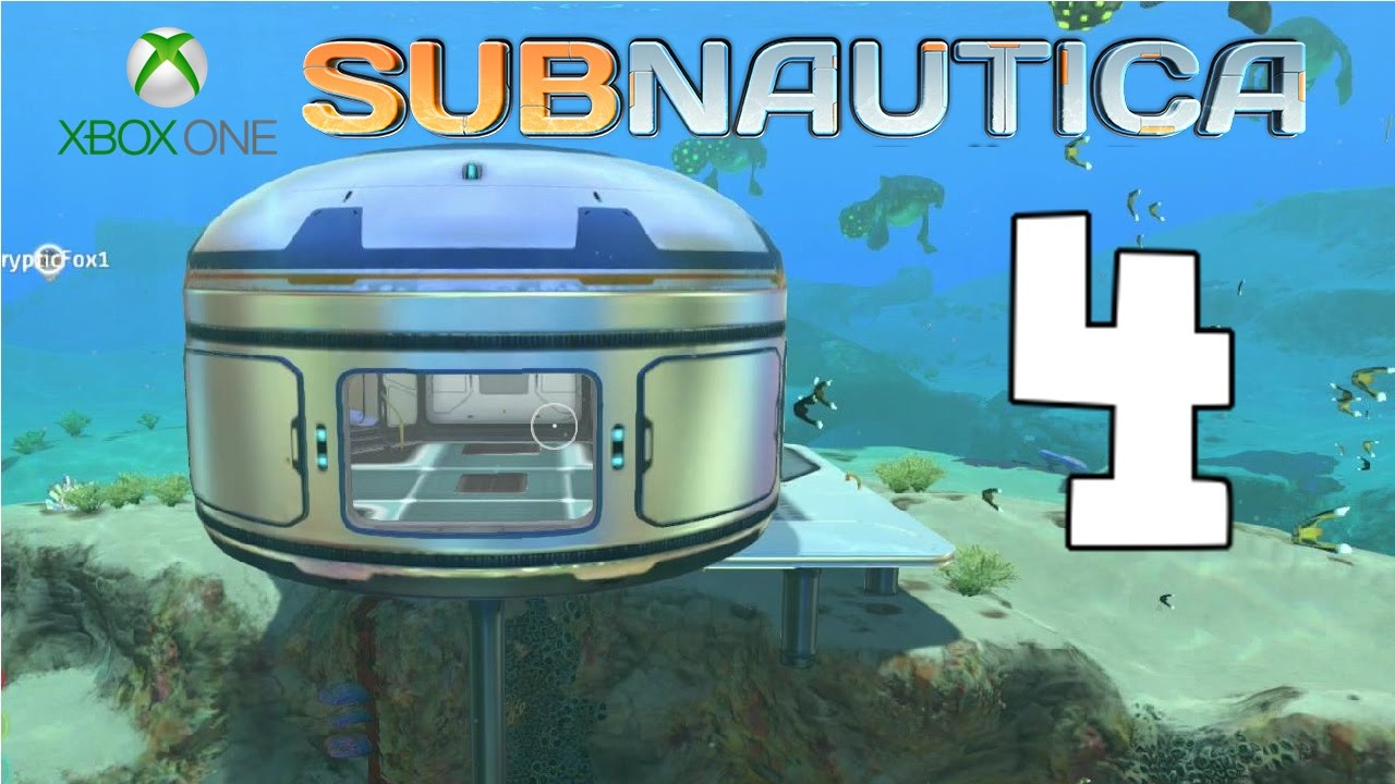 Subnautica xbox one ep 4 base building beginning lets play subnautica xbox one ep 4 base building beginning lets play youtube malvernweather Image collections