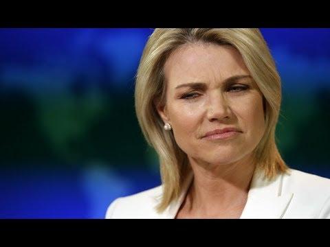 🚨 MUST WATCH: US State Department URGENT Press Briefing with Heather Nauert