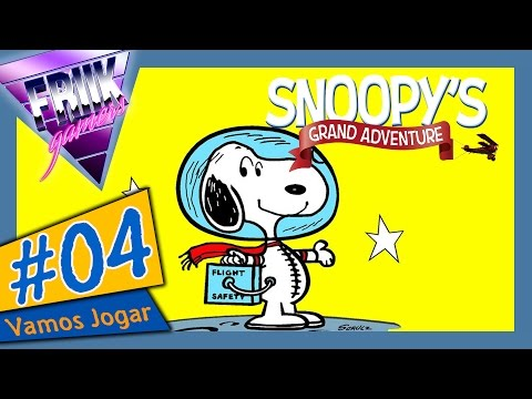 The Peanuts SNOOPY'S GRAND ADVENTURE #04 - Diretamente do Mundo da Lua