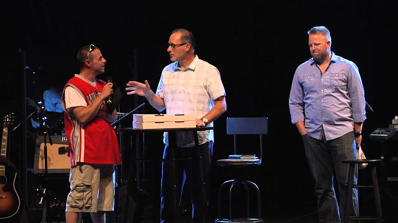 Pizza Delivery Guy Gets A Huge Blessing Marion First Church Of The
