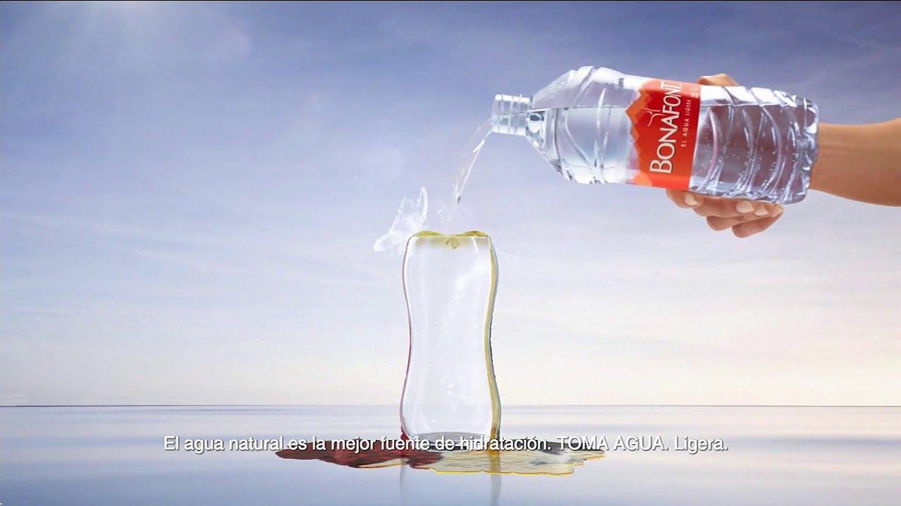 Resultado de imagen para agua ligera