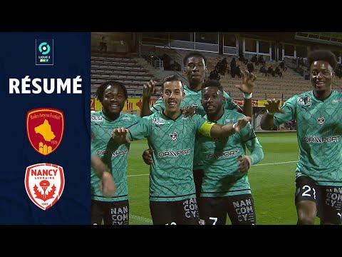 Rodez Nancy Goals And Highlights
