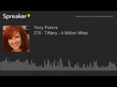 278 - Tiffany - A Million Miles