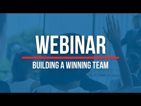 Webinar: Building A Winning Team - How To Clone Your Best Ca
