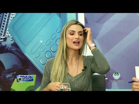 SALA DE OPINIÃO com Dr. APARÍCIO CARVALHO - AMANDA CSI PERITA CRIMINAL