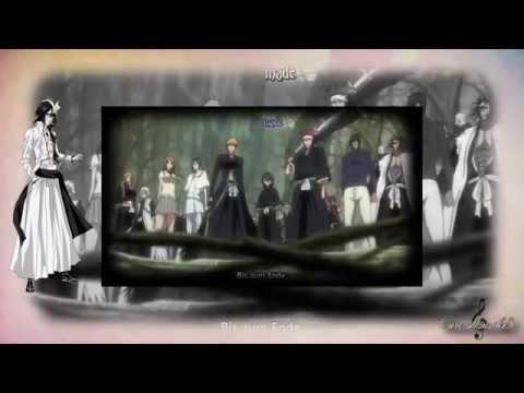 Bleach Opening 11 - Anima Rossa - Namikawa Daisuke [Ulquiorra Cifer]