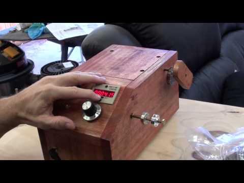 DIY | Pickup Winder | Gavin Bramley | Pit Bull Guitars