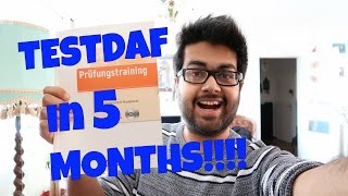How to pass TestDaF in a few months!!? (5 months:17 TDN| 2 months:13 TDN)
