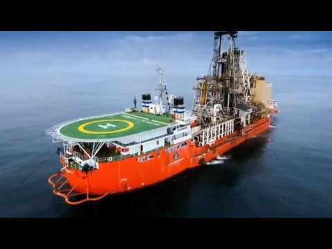 Debmarine Namibia  Operations video