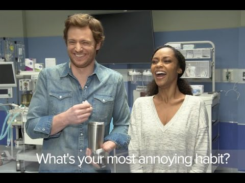 Chicago Med's Nick Gehlfuss Recalls the Time a  Propositioned Him