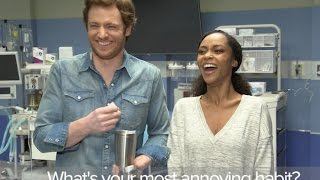 Chicago Med's Nick Gehlfuss Recalls the Time a Fan Propositioned Him