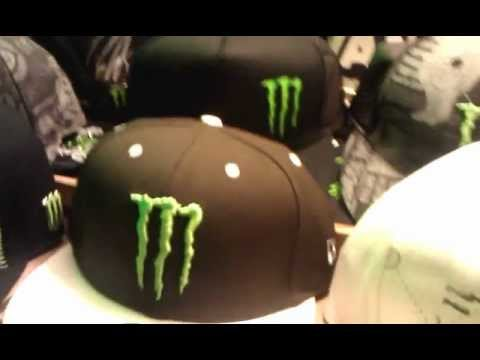Monster Energy Authentic Athlete Only Hats Team issue. Real VS Fakes ... 91de62572d8