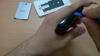 LG L Fino D295. Как разобрать. Ремонт