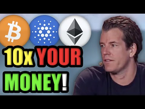 Easiest Way to Turn 1k into 10k with Cryptocurrency in 2021 | Get Rich w/ Ethereum, Cardano, Bitcoin
