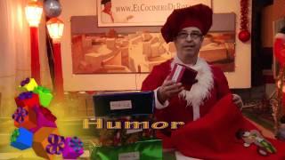Navidad en El Cortijito con El Cocinero De Rota