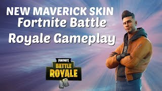 Peau Maverick ' ' ' ' ' ' ' ' ' ' ' ' ' ' ' ' ' ' Funny Fortnite Battle Royale Gameplay avec un ami