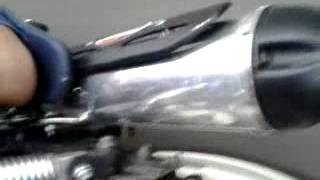 moto cripton con pipeta