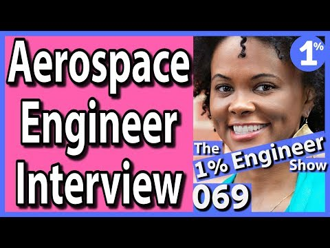 Aerospace Engineer Interview | How To Get A Job At Boeing | How To Get A Job At Lockheed Martin