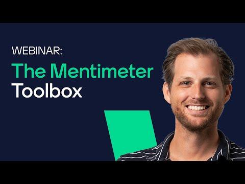 Mentimeter for interactive teaching | Recorded Webinar from Mentimeter