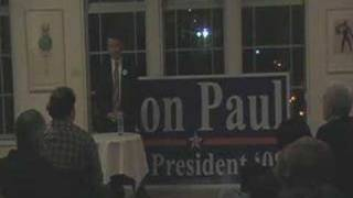 "Ron Paul 2008 Rand Paul ""Dangers of Colateral Damage"""