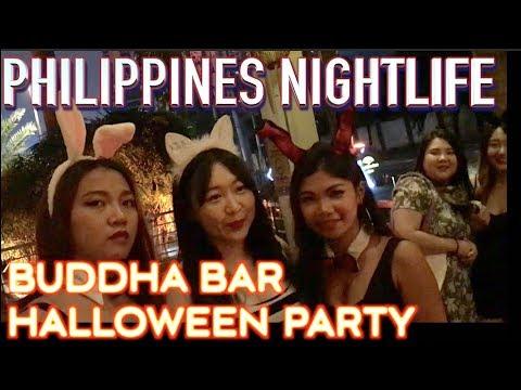 Makati Nightlife Buddha Bar Party (Manila Philippines)