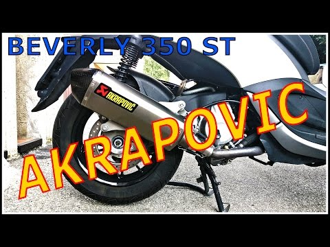Piaggio Beverly 350 Sport Touring Velocit Massima