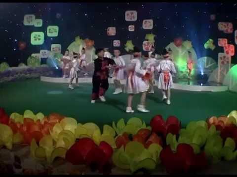 LK Gà gáy le te - Múa đàn - Inh ả ơi - Nhóm SIDO