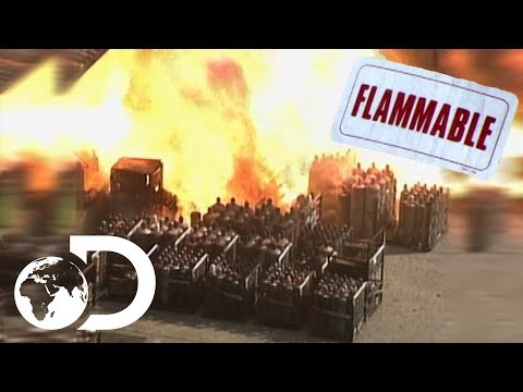 Horrifying Bleve Explosions Around The World | Explosions Gone Wrong