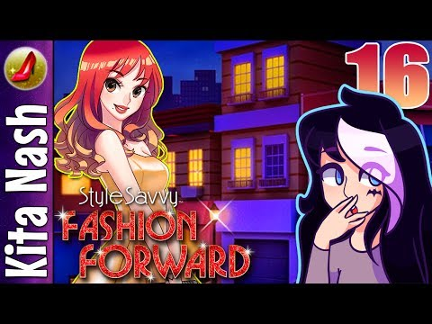 Style Savvy Fashion Forward Gameplay: RICKY'S EVIL SISTER |PART 16| Let's Play Walkthrough 3DS