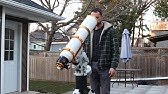 I Added a Motorized Focuser to My Telescope - YouTube