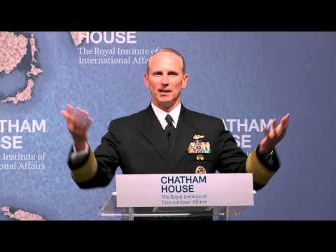 Admiral Jonathan W Greenert, Chief of Naval Operations, United States Navy