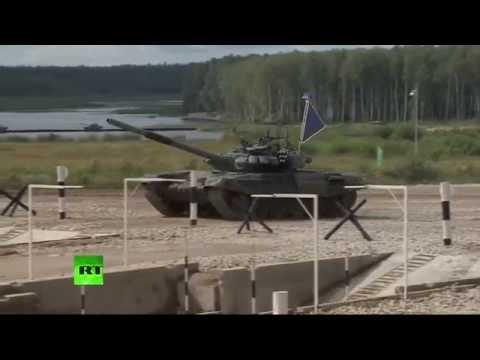 Tank Biathlon World Championship kicks off in Moscow region