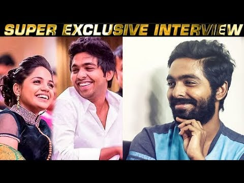 """My wife was Scared of me"" - GV Prakash on his transformation 