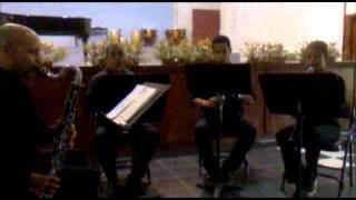 Opus Clarinets interpreta ¨Compadre Pedro Juan¨ de Luis Alberti