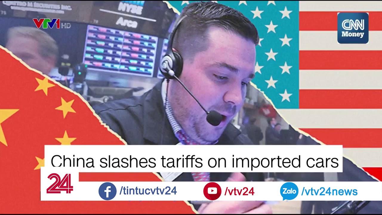Thương mại Mỹ - Trung tiếp tục đứng trước thử thách - Tin Tức VTV24