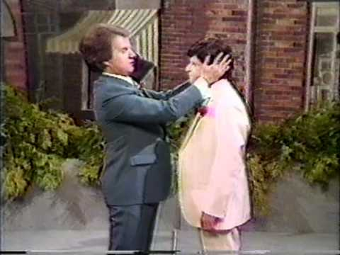 BIZARRE: Battle of the TV Preachers: Brother Oral vs. Brother Ernest (Dave Thomas, John Byner)