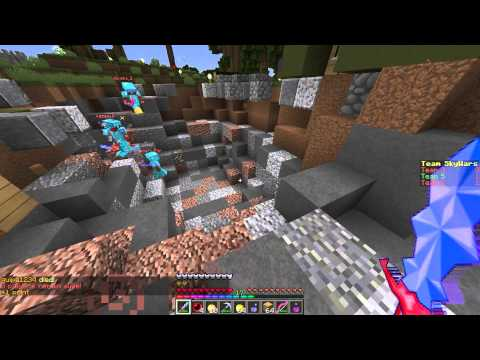 Team Skywars #33 Pelea Épica Contra Super Hacker